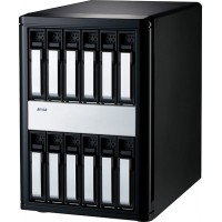 Areca ARC-4038-12 Storage mini SAS , com 12 baias.