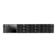 Asustor AS-609RD Storage Rackmount 9 baias com fonte redundante