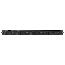 Asustor AS6204RD Storage Rackmount 4 baias com fonte redundante.