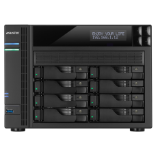 Asustor AS6208T Storage 8 baias