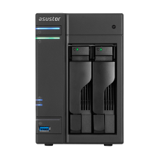 Asustor AS6302T com 2 baias Storage NAS