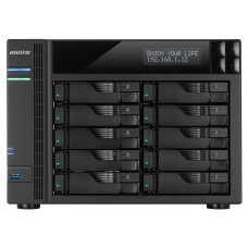 Asustor AS6210T Storage 10 baias
