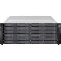 Eonstor GS 3024R  Infortrend 24 bay | Xeon D Quad Core | Storage Dual Controller FC SAS GbE