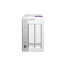 Qnap TS-231P |  Storage NAS | 2 baias hot swap |