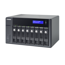 UX-800P Qnap com 8 baias hot swap