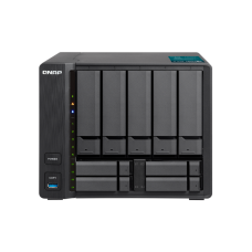 Qnap TVS-951X , Storage NAS com 9 baias hot swap.