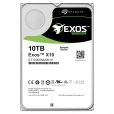 | Seagate Exos X10 | HD SAS 10 TB | 7200 RPM | Enterprise |