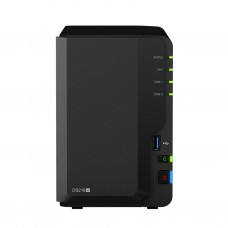 DiskStation Synology DS218+ Storage NAS 2 baias