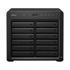 Synology |DiskStation |  DS2415+ |  Storage NAS | 12 baias