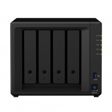 Synology DiskStation  DS418 | Storage NAS | 4 baias