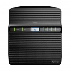 DiskStation Synology DS418j Storage NAS 4 baias