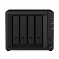 Synology DiskStation  DS418Play | Storage NAS | 4 baias