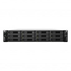 Rackstation RS3621RPxs | Storage Synology com 12 baias |